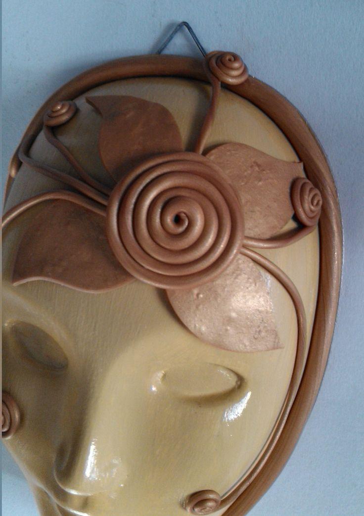Κατασκευή βενετσιάνικης μάσκας