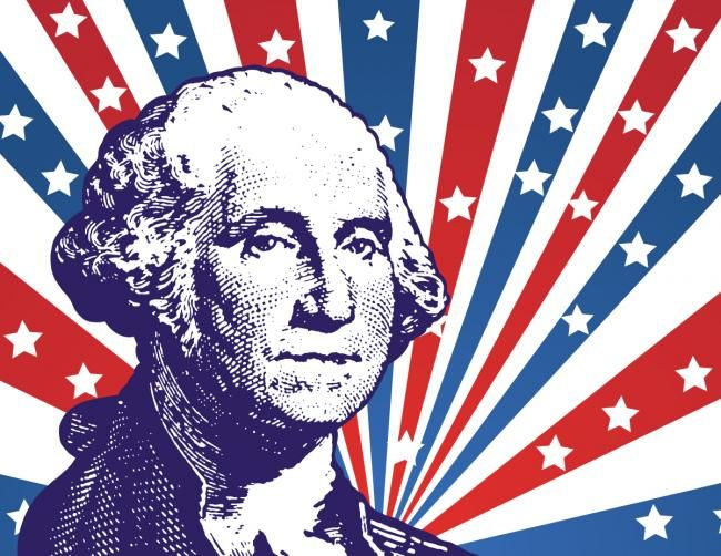 Happy presidents day rocky mountain care foundation clipart
