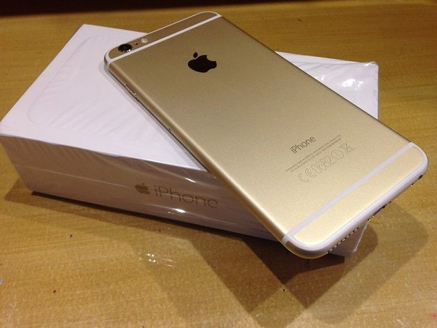 One person will win a iPhone 6 Gold 128GB Competition