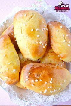 Petits pains au lait recette maison