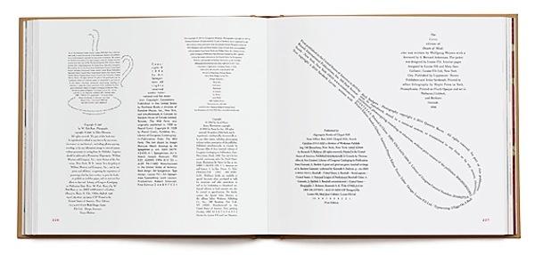 Copyright Text Designed In A Fun Typographic Way - DesignTAXI.com