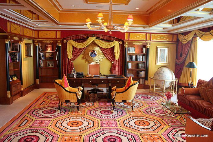 7 Star Hotel Dubai | Only in Dubai: Tour of the World's Seven Star Hotel — The Burj Al ...