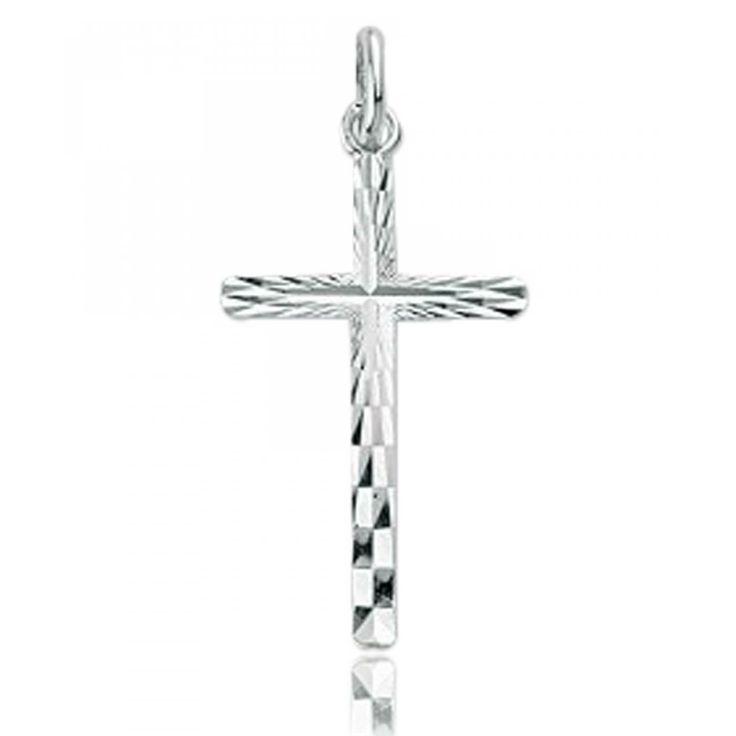 Celeste cross pendant - Bijoux GL