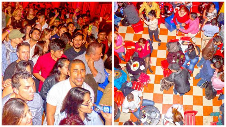 Best Salsa Clubs in Mexico City