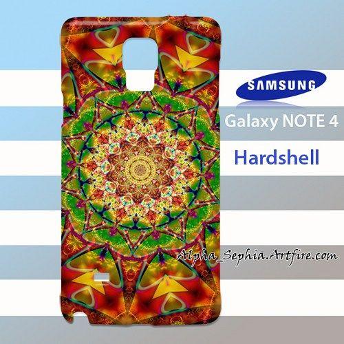 Ultra Mandala Samsung Galaxy Note 4 Case Cover