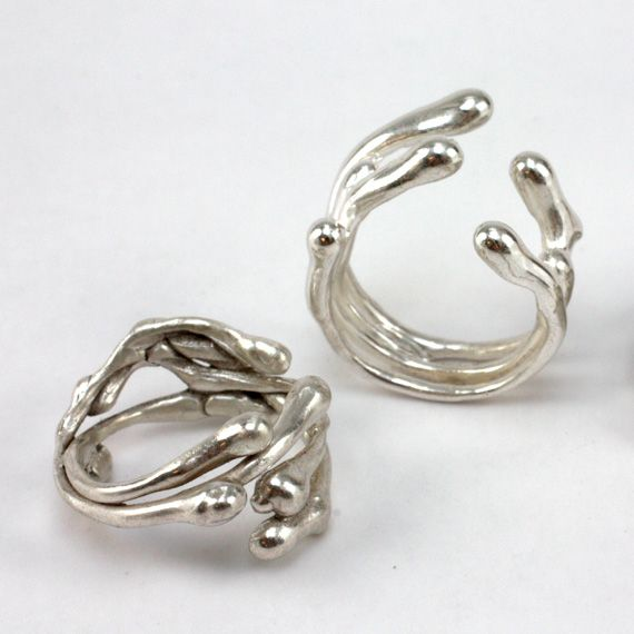 Vicky Forrester, rings, wedding rings, gold and silver, contemporary  jewellery , bespoke jewellery, jewelry. Original hand made jewellery experiences.  Gold silver special  jewellery gifts.