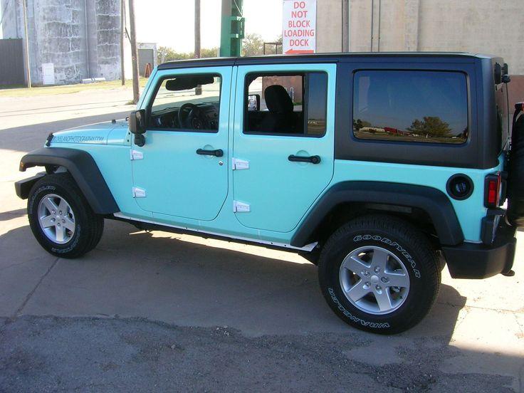 Matte Blue Jeep >> Tiffany Blue Jeep | www.pixshark.com - Images Galleries With A Bite!