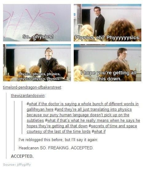 "When they gave the Doctor the benefit of the doubt. | 21 Tumblr Posts That Prove ""Doctor Who"" Has The Best Fans"