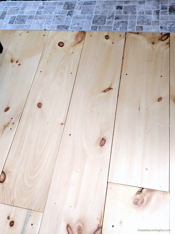 How To Remove Sticky Residue From Hardwood Floors Diy In 2020 Diy Hardwood Floors Diy Flooring Diy Shiplap