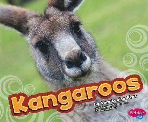 Kangaroos (Pebble Plus: Australian Animals): Sara L. Kras: 9781429638661: Amazon.com: Books