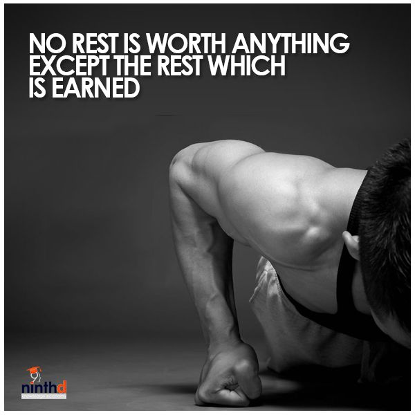 You get what you strive for.  #HardWork #ninthd