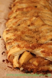 Apple Strudel | recipe from Mom!  What's for Dinner?