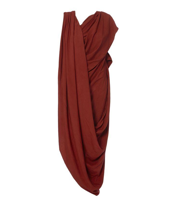 Greek Drape Dress #SS16
