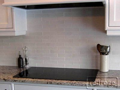 Find This Pin And More On Kitchen Ideas By Josborne0618. Matte Tile  Backsplash ...
