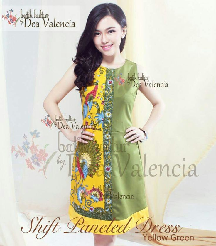 Love the bright color - Batik Kultur Dea