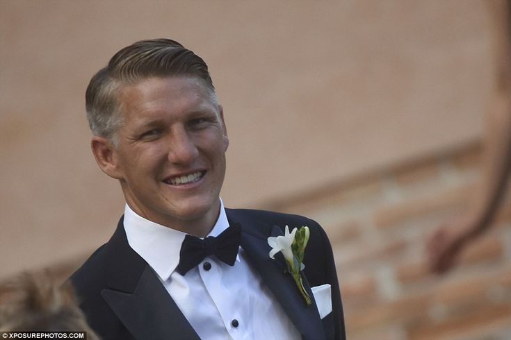 ana ivanovic weds bastian schweinsteiger for a second time in