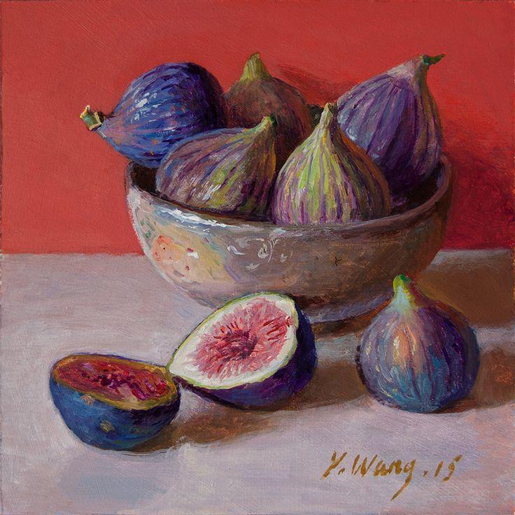 Figs by Youqing (Eugene) Wang