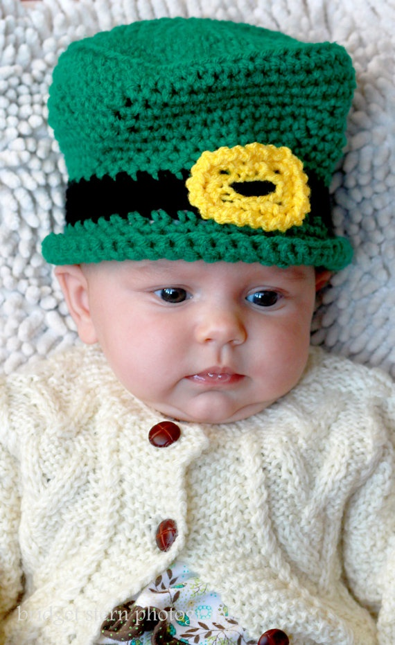 22 Best Crochet St Patrick S Day Images On Pinterest