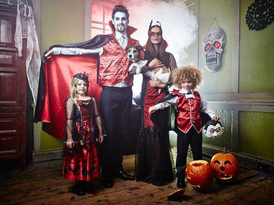 vampire family costume - Halloween Costumes Family Of 5