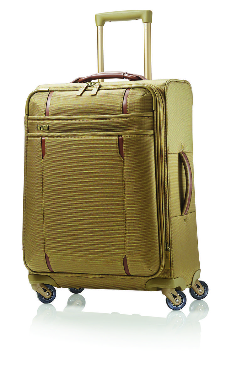 Off hartmann modern lineaire 20 carry on expandable spinner suitcase carry on luggage luggage backpacks macy s