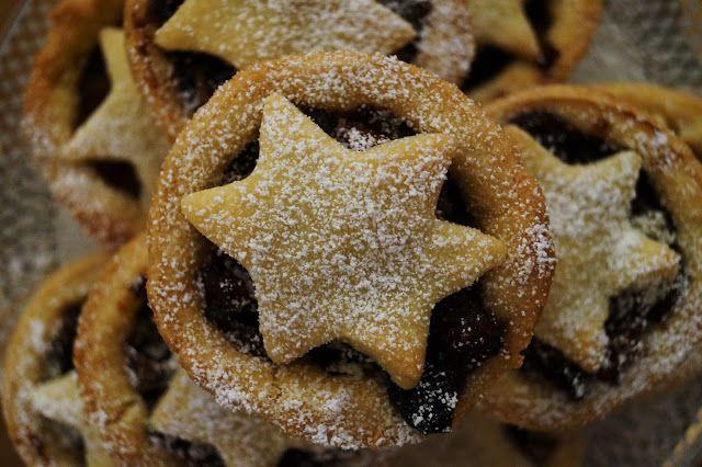 Rezept für Mince Pies – Englisches Essen kann auch lecker schmecken!