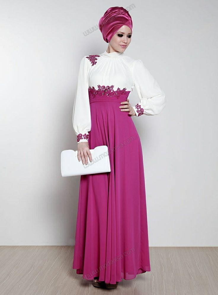 Mileny #dress #elbise #pink