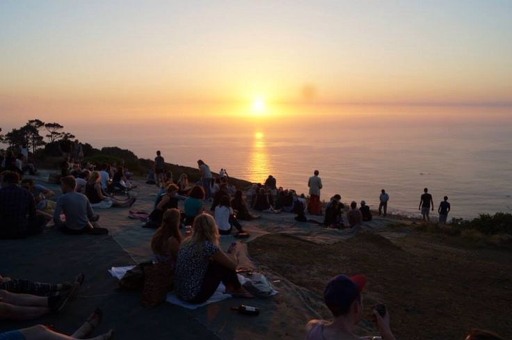 Sunset | Signall Hill | Cape Town