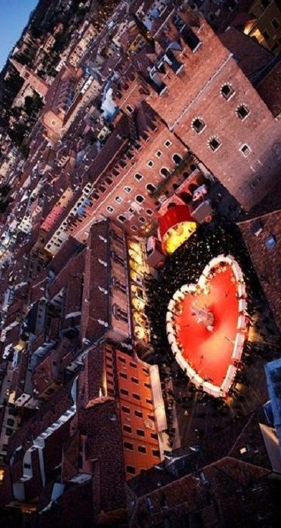 La Fiesta de San Valentino - February 14 - Verona, Italy perhaps one of these years I'll make it there