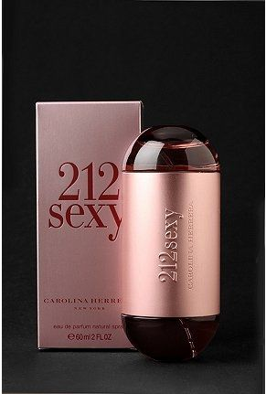 212 Sexy by Carolina Herrera Perfume - StyleSays