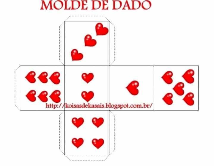 Esse Dado E O Melhor De Todos Jogos De Amor Jogos Para Namorados Brincadeiras De Namorados