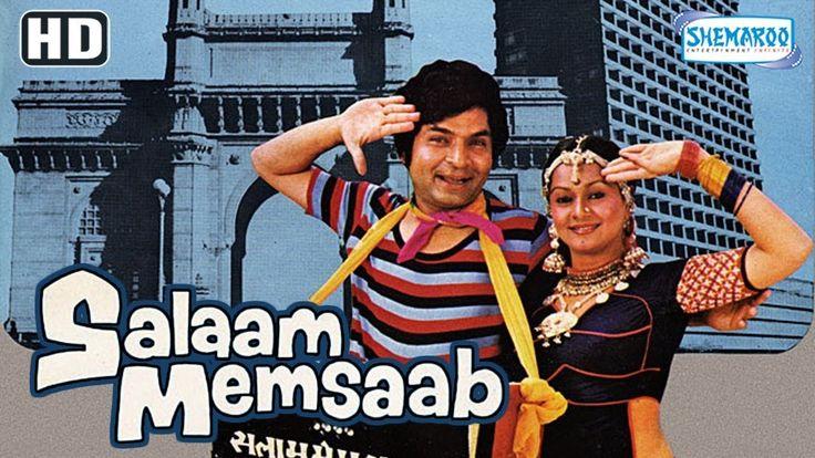 Watch Salaam Memsaab (1979) (HD) - Asrani | Zarina Wahab | Ranjeet - Hit Bollywood Movie with Eng Subs watch on  https://www.free123movies.net/watch-salaam-memsaab-1979-hd-asrani-zarina-wahab-ranjeet-hit-bollywood-movie-with-eng-subs/