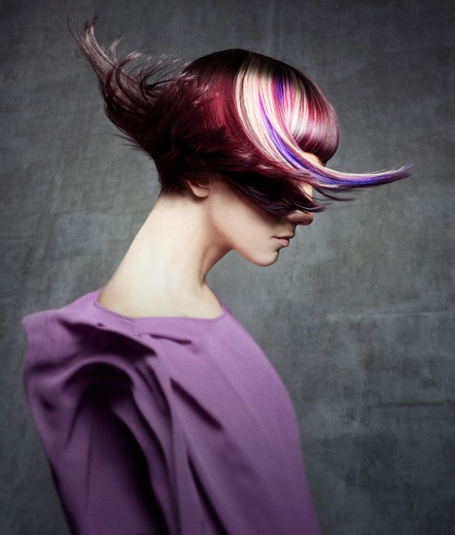 Goldwell Color Zoom Finalist via Modernsalon.com.