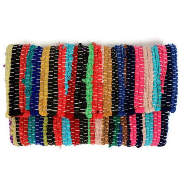 3d017e0d379 Boho Clutch Purse. Bohemian Kilim Bag. Small Boho Purse. Multicolor ...