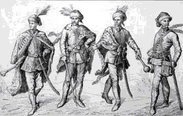 Családi legendárium. V. legenda: A törökverő kapitány - galgói Rácz történeti blog