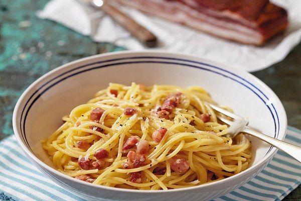 Špagety Carbonara | Recepty | zena.sme.sk
