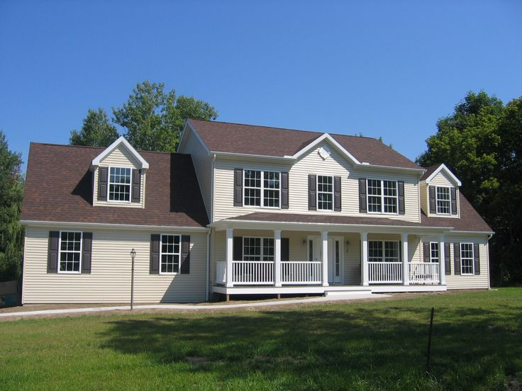 Completed Front Porch