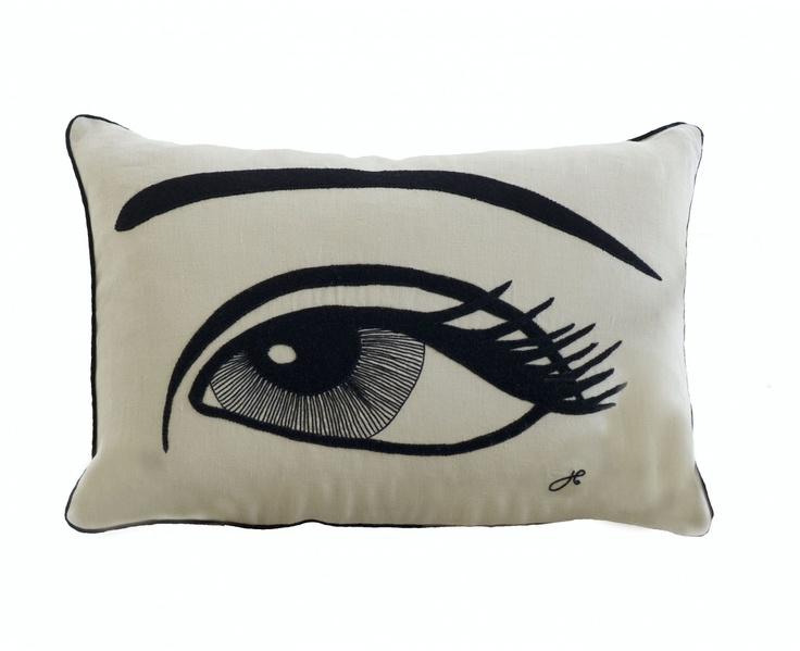 Jan Constantine  - Eye Cushion, $120.79 (http://www.janconstantine.com/eye-cushion/)