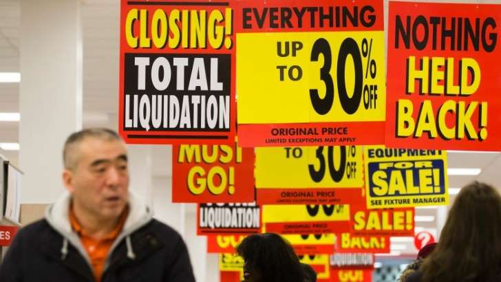 Why Target Canada discounts are so meagre during liquidation sale