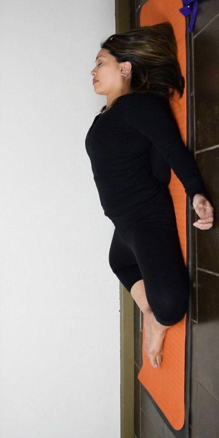Yin Yoga for Beginners with Maris Aylward of Yoga Upload: Yoga with Melissa 375