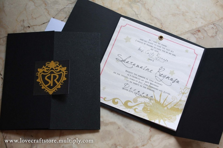 Romeo And Juliet Wedding Invitations: 93 Best Images About Golden Birthday Ideas On Pinterest