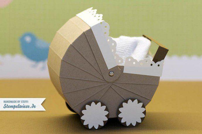 Vorlage Babywagen