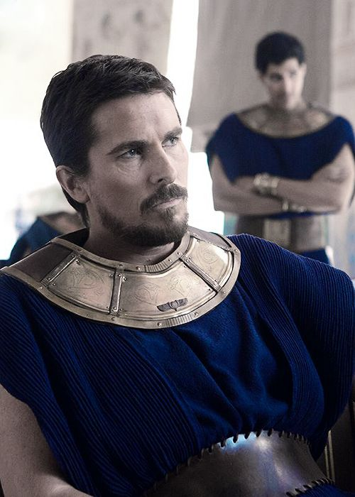 Christian Bale, Exodus: Gods and Kings