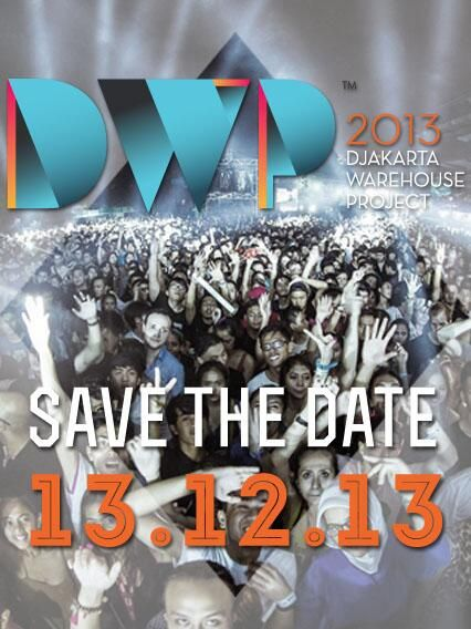 Djakarta Warehouse Project 2013 #DWP with #Breakbot,#Guetta, #Alesso and many more. 13 Dec'13
