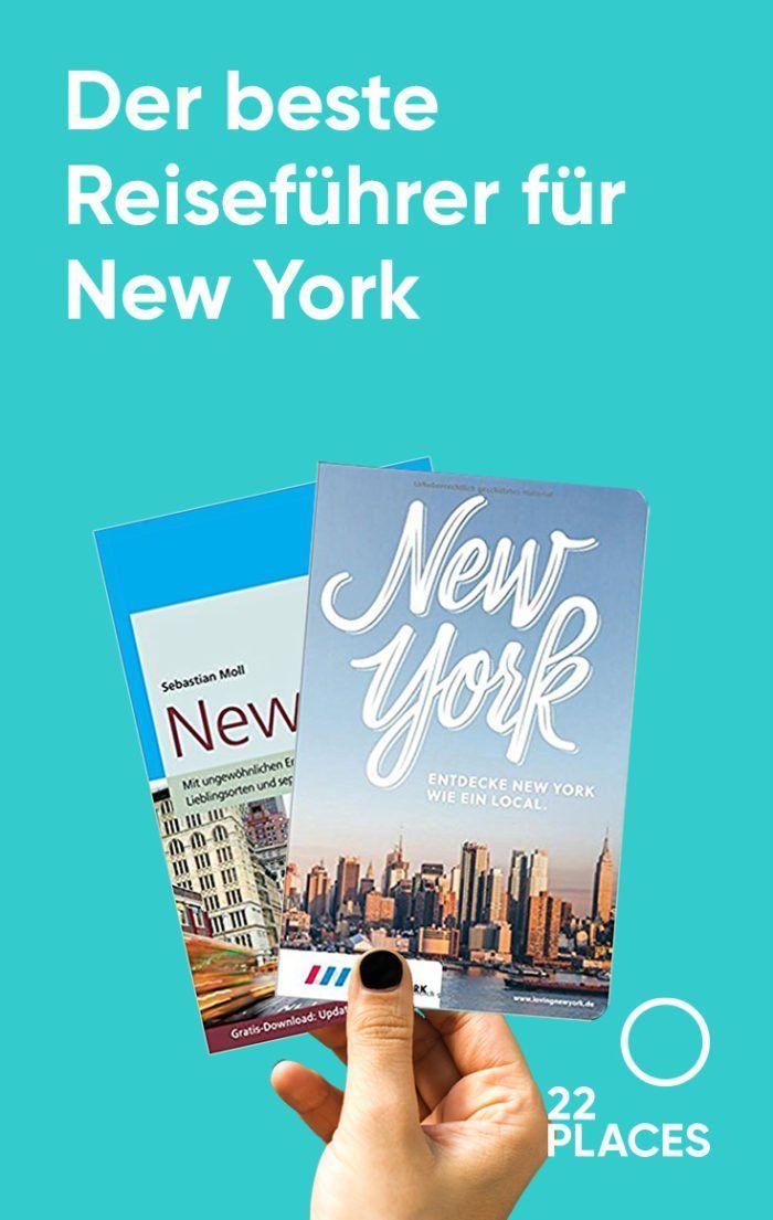 Der beste New York Reiseführer! Unsere Empfehlungen!