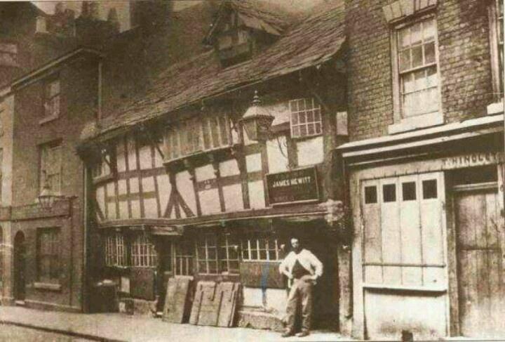 old warrington