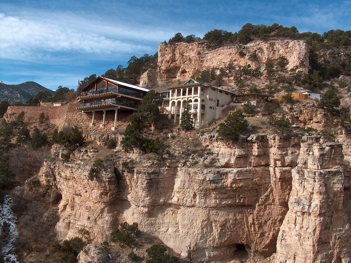 Cave of the Winds Colorado | Cave of the Winds at Manitou Springs, Colorado has been open for ...