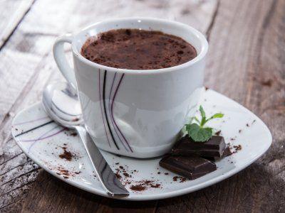 Receta de Chocolate Caliente de | El mejor chocolate caliente de Nutella que te puedes tomar en épocas de frío.