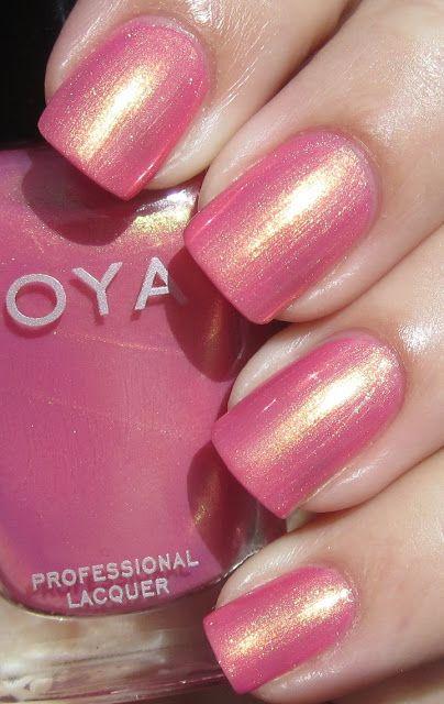 ZOYA - Happi -- I have Bobillion nailpolishes...  Now I will have a Bobillion and One...