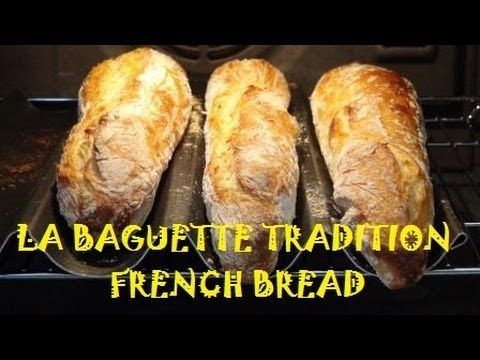 LE PAIN  /  FRENCH BREAD - YouTube