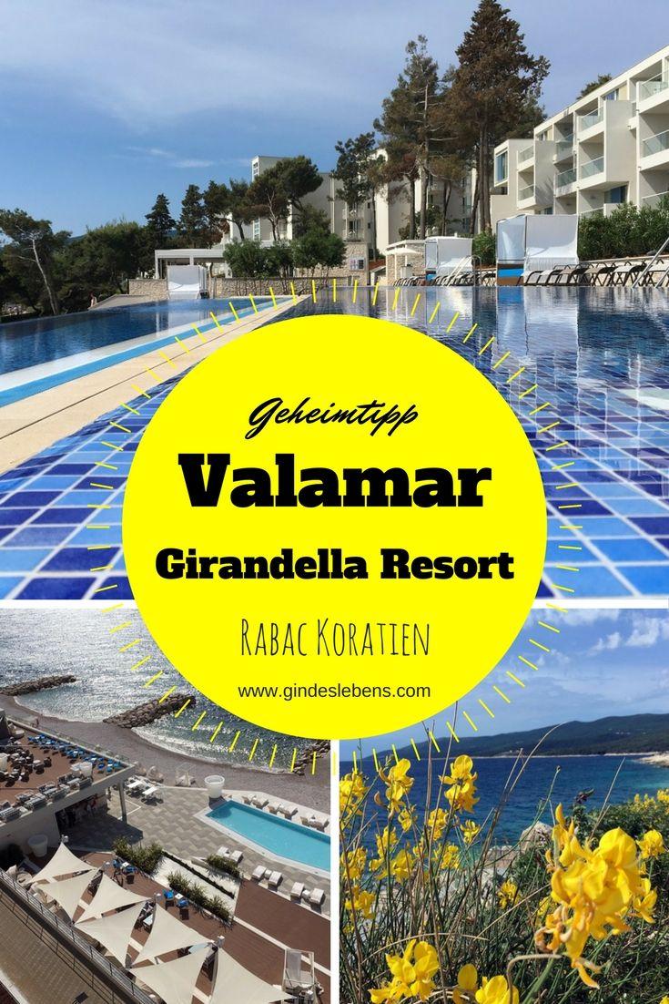 """Neuer Geheimtipp: Valamar Girandella Resort Rabac Kroatien. Am ersten Juni 2017 heißt es zum ersten Mal """"dobrodošli!"""" im Valamar Girandella Resort in Rabac. Wir gehören zu den ersten Gästen."""